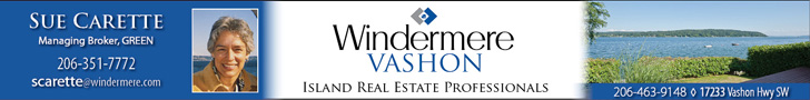 Sue Carette Windermere Vashon