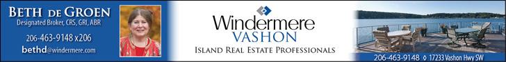Beth DeGroen Windermere Vashon