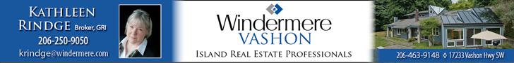 Kathleen Rindge Windermere Vashon
